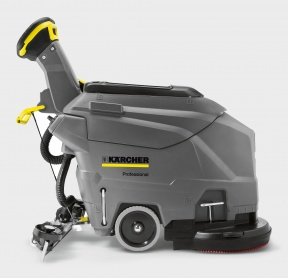 New scrubber drier from...