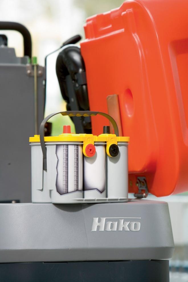 scrubber driers hako gmbh autos post. Black Bedroom Furniture Sets. Home Design Ideas