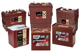 Trojan Deep-Cycle Battery...