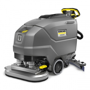 New scrubber driers BD...