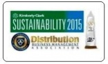 Kimberly-Clark celebrates sustainability award wins