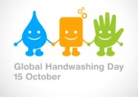 Kimberly-Clark promotes Global Handwashing Day on Twitter