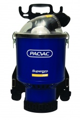 Pacvac backpack vacuums offer air quality