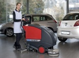 Cleanfix scrubbers can save on chemicals