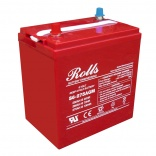 Rolls offers deep cycle batteries