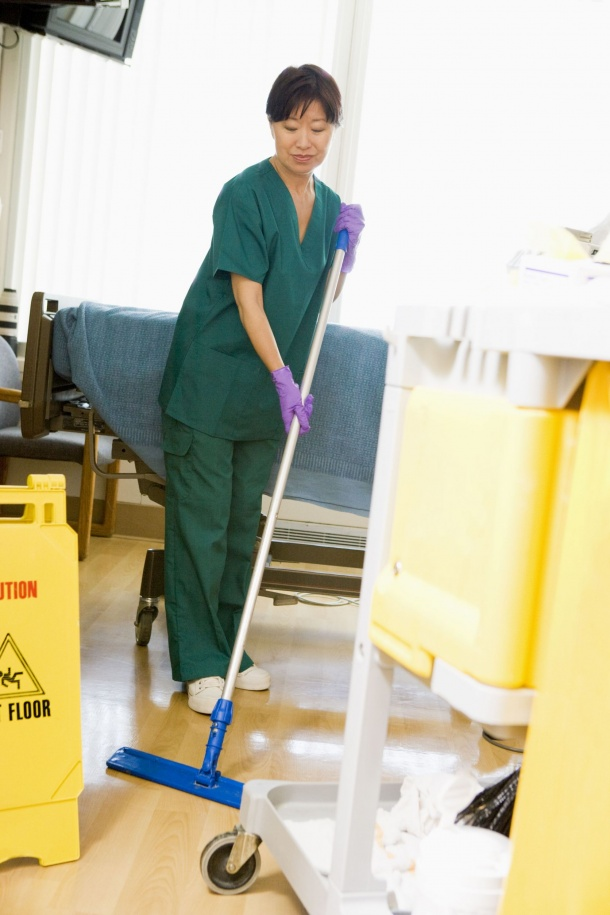 It S Tough Work For Our Cleaners Ecj