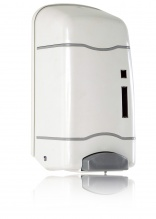 Foam soap dispenser added to Steiner Rico line