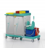 How jolly is your cleaning trolley?