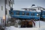 Swedish cleaner not to blame for train crash