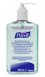 Gojo promotes healthy hands with Purell