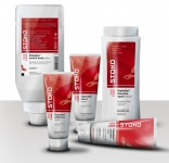 Red Stokolan skin care from Stoko