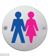 Public toilets in Brighton UK to become 'gender neutral'