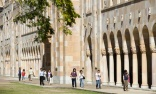Survey shows importance of cleanliness in universities