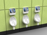 Urinal video games: coming soon to a toilet near you?