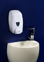 Proandre dispenser saves water