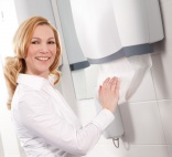 Sustainability at the heart of Vendor washrooom dispensers