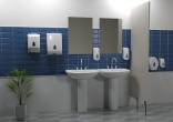 Flexible Brightwell washroom dispensers
