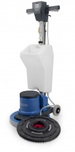 Numatic Hurricane polishers for extreme climates