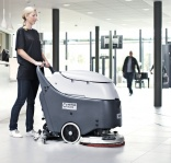 Two new Nilfisk scrubber dryers