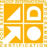HACCP certification offers proof of hygiene