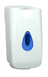 Wet wipe dispenser from Brightwell