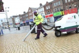 UK cleaning company 'mines' for precious metals