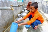 'Dirty water and poor hygiene stunts children's growth'