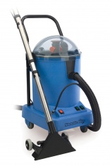 Numatic CleanTec Hi-Lo for minimum effort carpet care