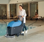 Fimap's iMx user-friendly walk-behind scrubber dryer