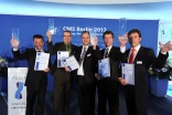 CMS Purus Awards presented at Berlin cleaning exhibition