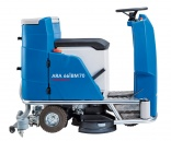 Columbus says ride-on scrubber ARA 66|BM 70 is user friendly