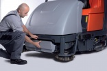 Five new Hako ride-on scrubbers