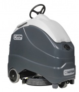 Stand on scrubber dryer from Nilfisk