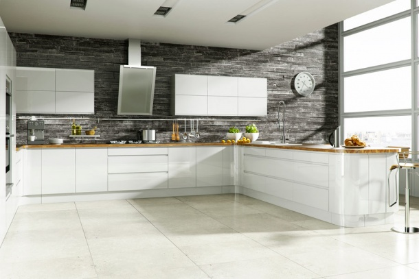 Self Cleaning Kitchens Of The Future