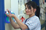 Award winning improvement in cleaning at UK hospital