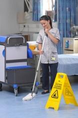 Award Winning Improvement In Cleaning At Uk Hospital Ecj