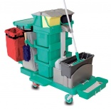 IPC Euromop Healthcare Disinfection Suite trolleys