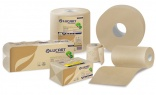 EcoNatural eco-tissue developed by Lucart