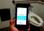 Rent-out-your-toilet app launched in the US
