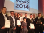 Kärcher wins Amsterdam Innovation Award at ISSA/INTERCLEAN