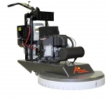 Aztec LowRider propane floor burnisher is green certified