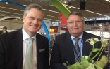 Green global first for Werner and Mertz