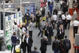 Visitor numbers rise again at ISSA/Interclean