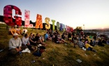 Glastonbury toilets get much-needed makeover