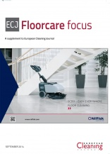 ECJ Floorcare Focus available online now!