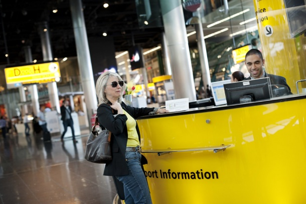 Schiphol Airport Information Desk Desk Design Ideas