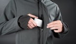 Jacket claimed to protect passengers from germs on public transport