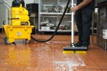 With Kaivac Omniflex there's 'no more mop'