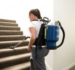 Pacvac backpack vacuum option