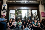 Greek cleaners fighting back against austerity